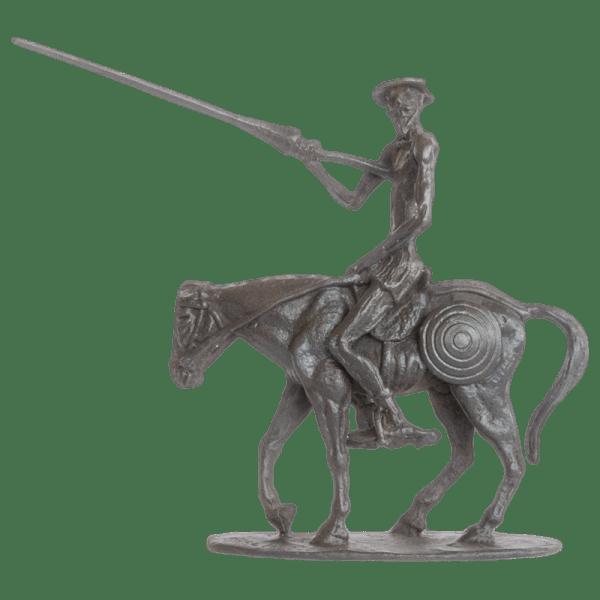 Quijote a Caballo
