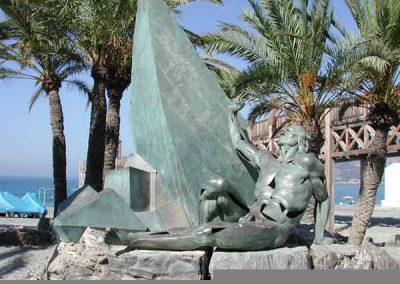 Imagen Homenaje a los hombres del mar