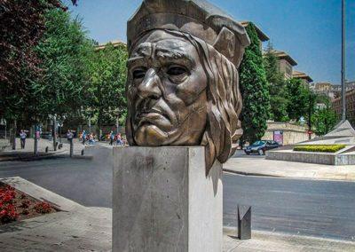 Imagen monumento Gran Capitán