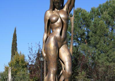 Imagen monumento Venus de Armilla